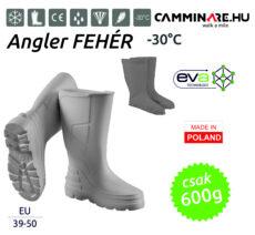 Camminare – ANGLER EVA csizma FEHÉR (-30°C)
