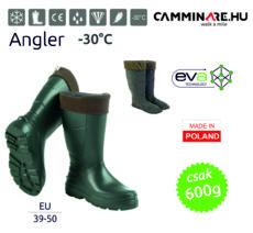 Camminare – ANGLER EVA csizma ZÖLD (-30°C)