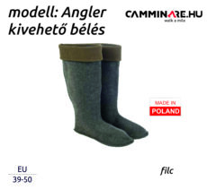 Camminare – Angler EVA csizma bélés