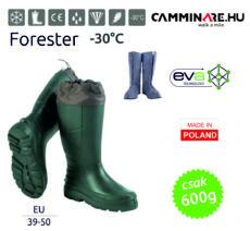 Camminare – Forester EVA csizma ZÖLD (-30°C)