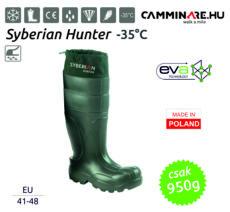 Camminare – Syberian Hunter EVA vadászcsizma ZÖLD (-35°C)