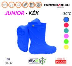 Camminare – Junior EVA gyerekcsizma KÉK (-30°C)