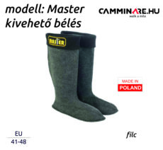 Camminare – Master EVA munkavédelmi csizma bélés