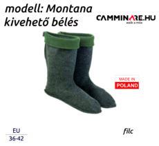Camminare – Montana EVA csizma bélés