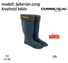 Camminare – Syberian Long EVA csizma bélés
