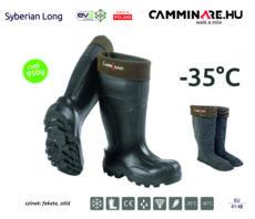 Camminare – Syberian Long EVA csizma FEKETE (-35°C)