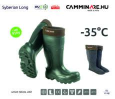 Camminare – Syberian Long EVA csizma ZÖLD (-35°C)