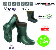 Camminare – Voyager EVA csizma, ZÖLD (-30°C)