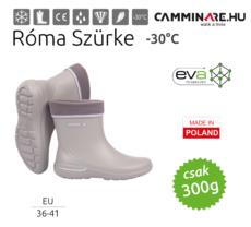 Camminare – Róma női EVA csizma Szürke (-30°C)